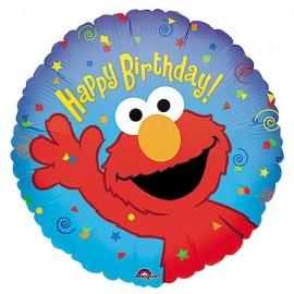 45cm Elmo Happy Birthday!
