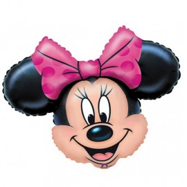 Mini Shape Minnie Mouse (Flat)