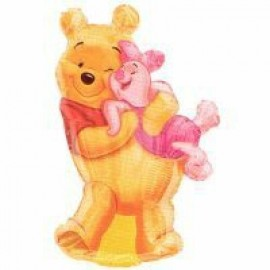 Mini Shape Big Pooh Hug (Inflated)