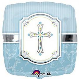 45cm Communion Blessings Blue