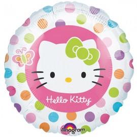 45cm Hello Kitty Rainbow & Dots