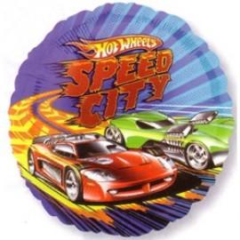 45cm Hot Wheels Speed City