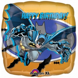 45cm Batman Happy Birthday