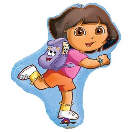 Mini Shape Dora Exploring (Flat)