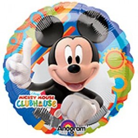 22cm Mickey Mouse Clubhouse (Inflated)