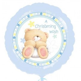 45cm A Christening Wish Forever Friends
