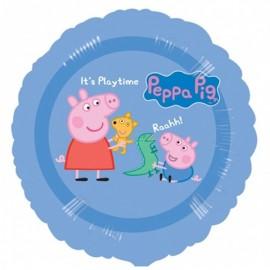 45cm Peppa Pig Non Message