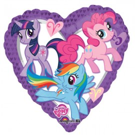 45cm My Little Pony Characters Heart