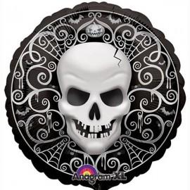 45cm Fright Night Skull