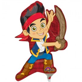 Mini Shape Jake & The Neverland Pirates Pose (Flat)