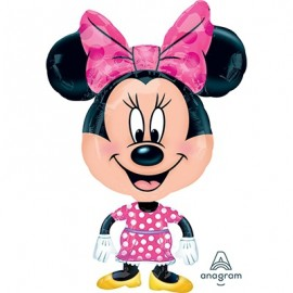 Airwalker Minnie Mouse 55cm x 78cm