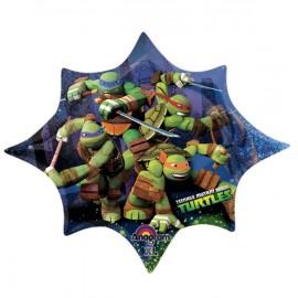 Shape Teenage Mutant Ninja Turtles