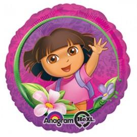 45cm Dora The Explorer Happy Birthday