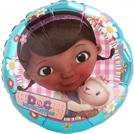22cm Doc McStuffins (Inflated)