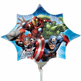 Mini Shape Avengers Assemble (Inflated)