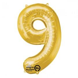 Shape Number Nine Gold, Helium Saver