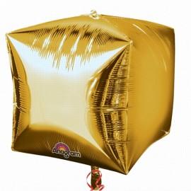 Shape Cubez Gold 38cm x 38cm