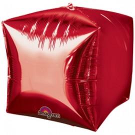 Shape Cubez Red 38cm x 38cm