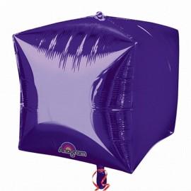 Shape Cubez Purple 38cm x 38cm
