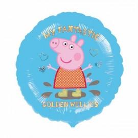 45cm Peppa Pig ' Golden Wellies'