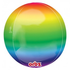 Shape Orbz Rainbow Design