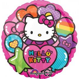 45cm Hello Kitty Rainbow .