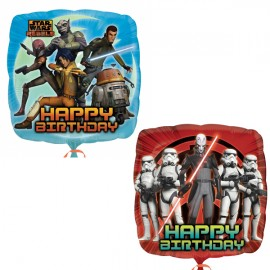 45cm Star Wars Rebels Happy Birthday