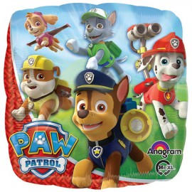 22cm Paw Patrol Characters (Inflated)