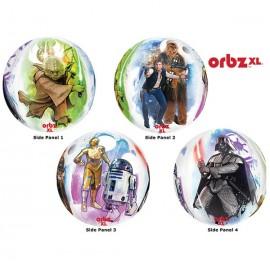 Shape Orbz Star Wars 4 Sided Design