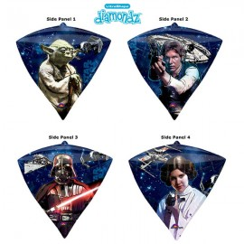 Shape Diamondz Star Wars 4 Sided Design