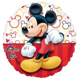 45cm Mickey Portrait New Design