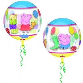 Shape Orbz Peppa Pig 4 Sided Design