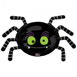 Mini Shape Striped Spider (Inflated)