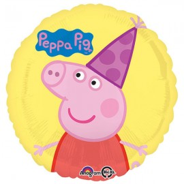 45cm Peppa Pig & Hat
