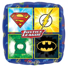 45cm Justice League Symbols