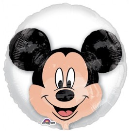 60cm Mickey Mouse Double Bubble Insiders