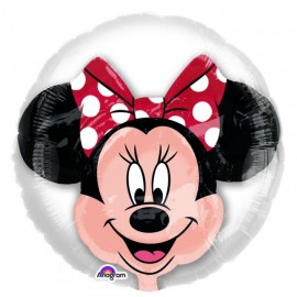 60cm Minnie Mouse Double Bubble Insiders