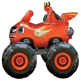 Airwalker Blaze & The Monster Machines 93cm x 81cm