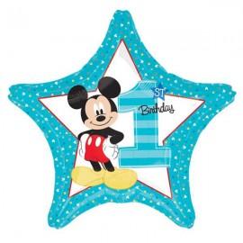 45cm Mickey 1st Birthday Fun To Be One
