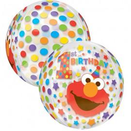 Shape Orbz Sesame Street 1st Birthday Elmo