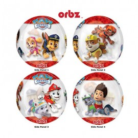 Shape Orbz Paw Patrol Characters 4 Sided Design