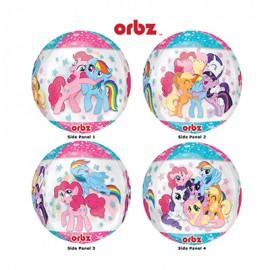 Shape Orbz My Little Pony 4 Sided Design