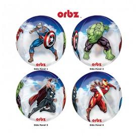 Shape Orbz Avengers 4 Sided Design 38cm x 40cm