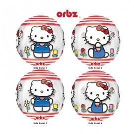 Shape Orbz Hello Kitty 2 Sided Design 38cm x 40cm
