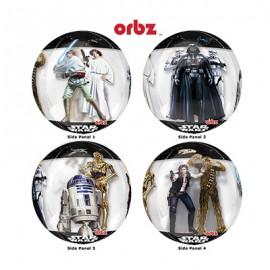 Shape Orbz Star Wars Classic 38cm x 40cm