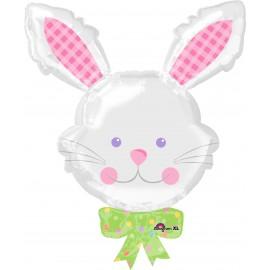 Shape Happy Hop Bunny Rabbit Head