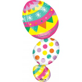 Shape Easter Egg Stack