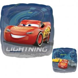 45cm Cars Lightning & Friends 2 Sided Design