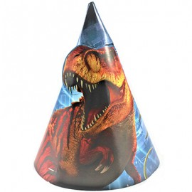 Jurassic World Cone Hats & Elastic Straps