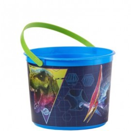 Jurassic World Favor Container & Handle